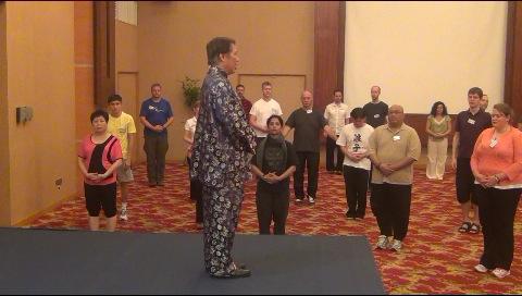 Curso Chi Kung Órbita Microcósmica 2 - Sifu Wong Kiew Kit