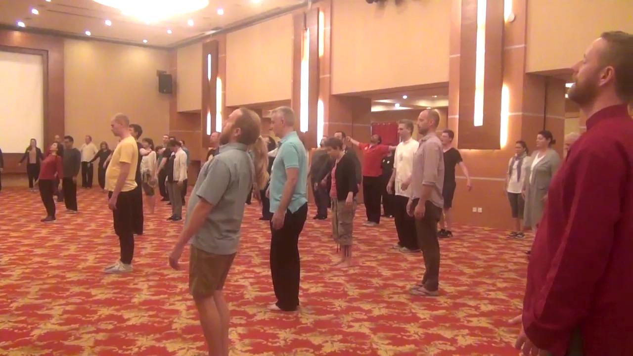 Curso Chi Kung Órbita Microcósmica 5 - Sifu Wong Kiew Kit