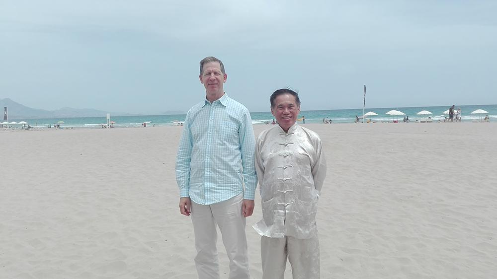 Curso Gran Maestro Wong Kiew Kit 9