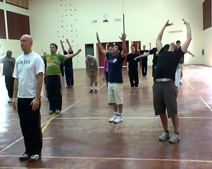 Técnicas de Chi Kung - Gran Maestro Wong Kiew Kit - 8