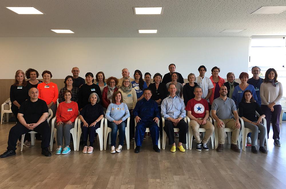 Cursos Chi Kung Alicante 2018 - 7