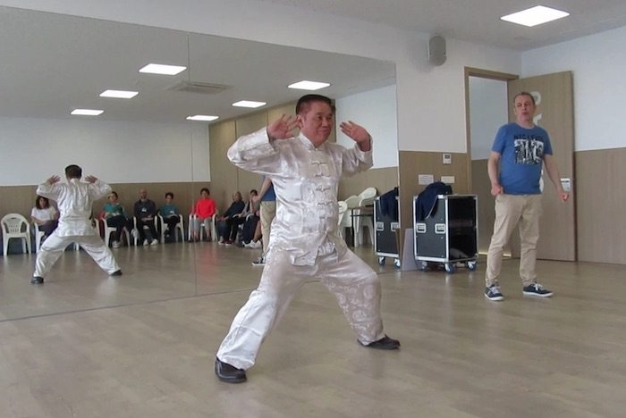 Cursos del Gran Maestro Wong Kiew Kit 2018