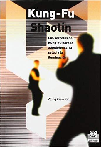 Libros del Gran Maestro Wong Kiew Kit - Kung Fu Shaolin