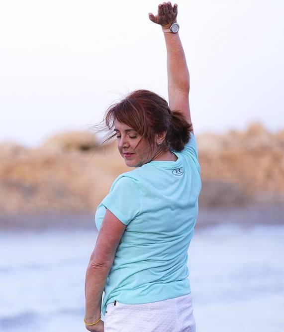 Clases de Chi Kung en Alicante - Sifu Trini
